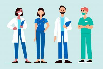 Ir al médico en Alemania. ¿Qué puedo hacer?